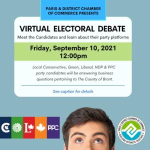 Virtual Electoral Debate